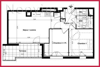 Ma-Cabane - Vente Appartement rennes, 60